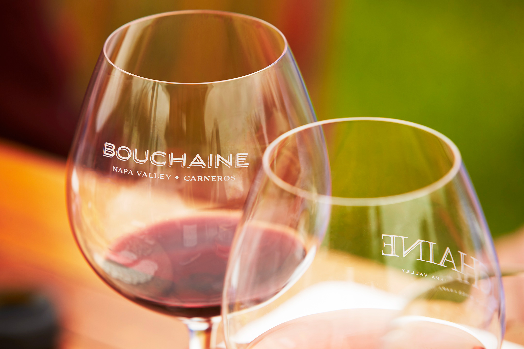 Bouchaine Winery Napa Wine Glass Photographer Brandon McGanty
