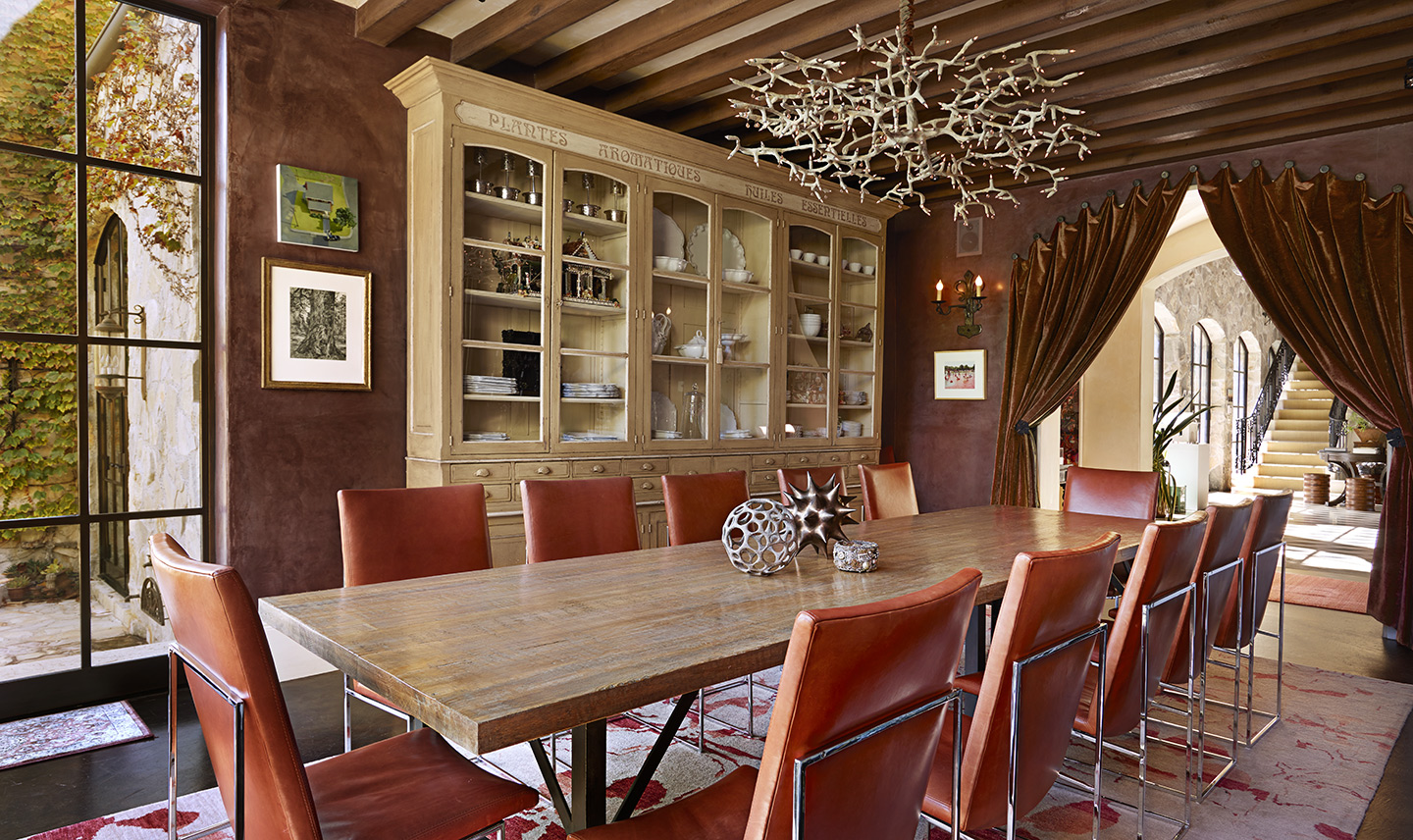 Interior Photography Dining Room