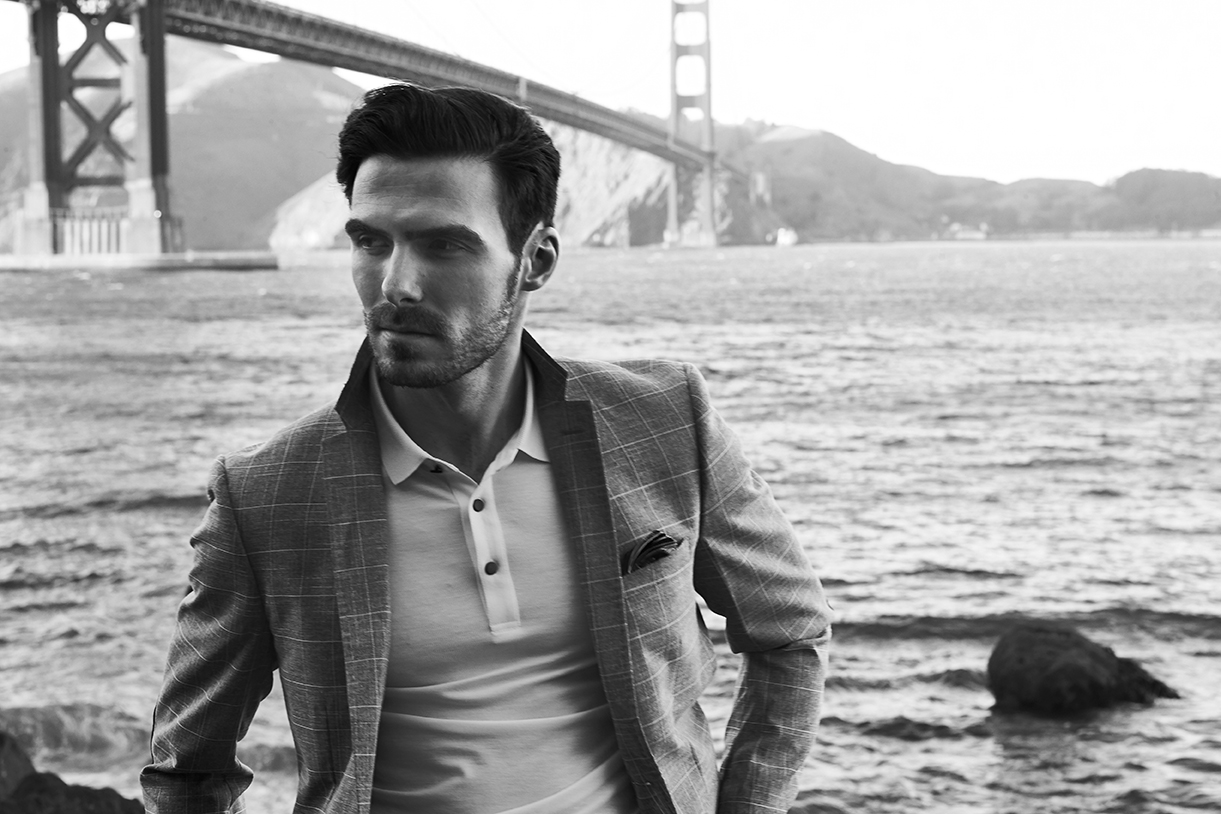 Mens Fashion Photography San Francisco Brandon McGanty