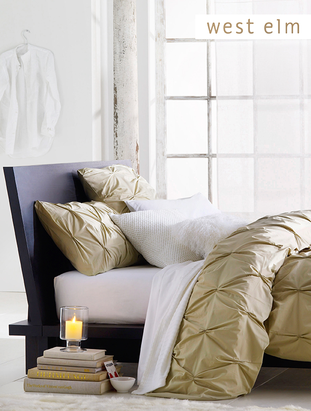 West Elm Covers Bedding